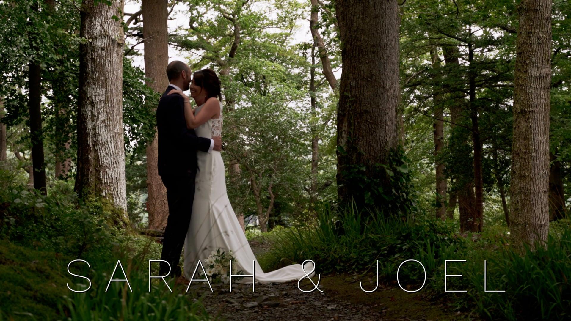 Sarah & Joel's Wedding Film | Storrs Hall - Bowness-on-Windermere