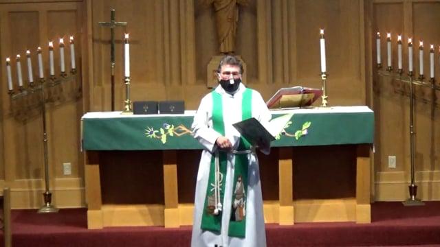 Zion Sunday Worship Service September 26 2021