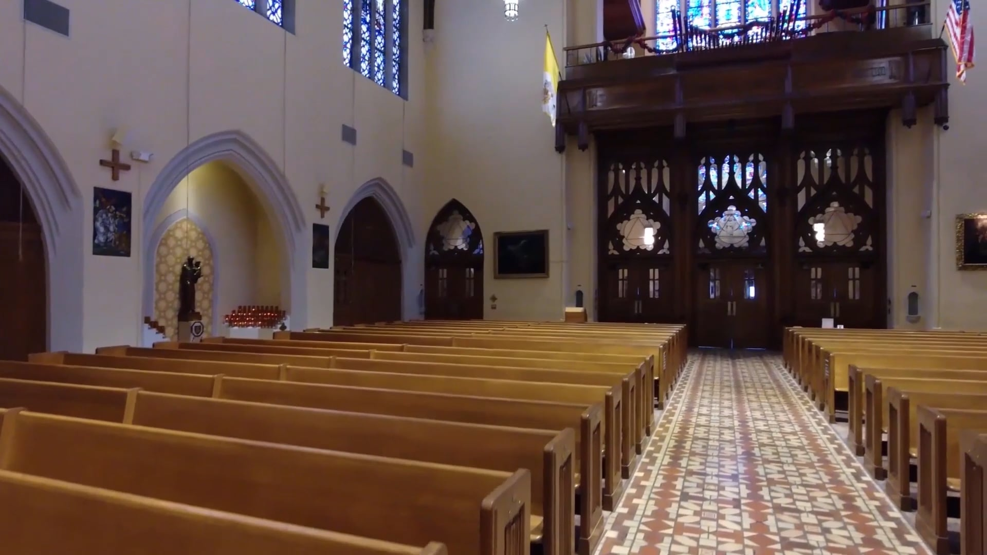 Fr Alessandro da Luz's Homily for the 26th Sunday in Ordinary Time