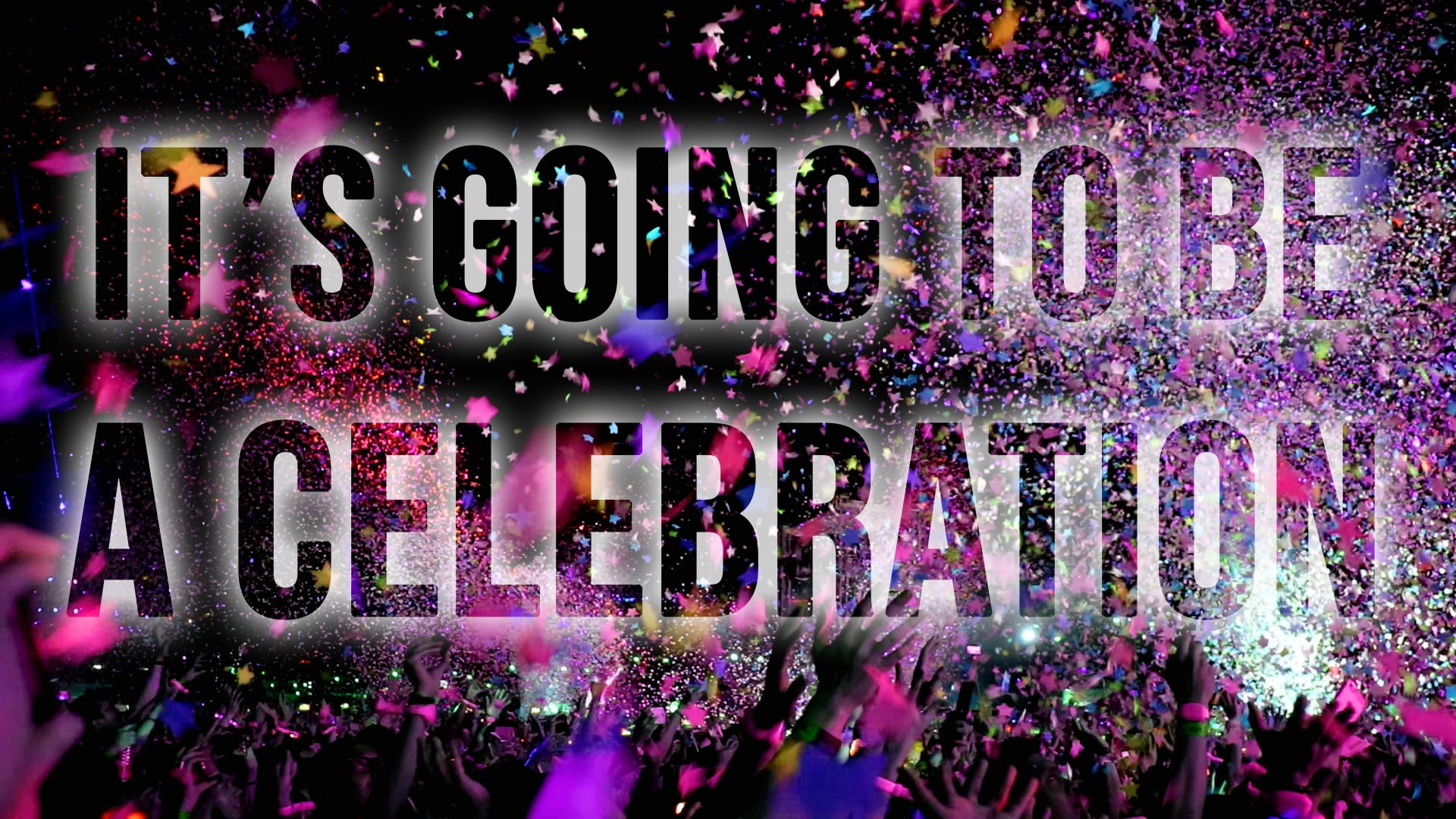 """Sunday September 26, 2021 Online Worship """"It's Going to be a Celebration"""""""