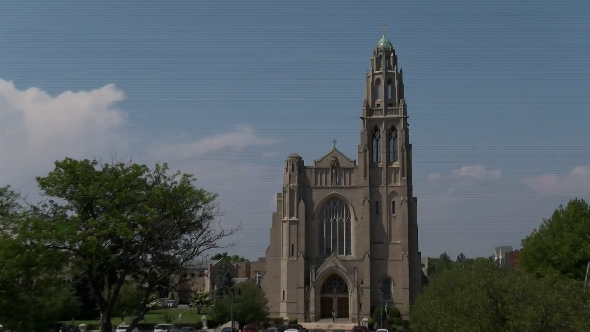 Sunday Mass from St. Agnes Cathedral – September 26, 2021