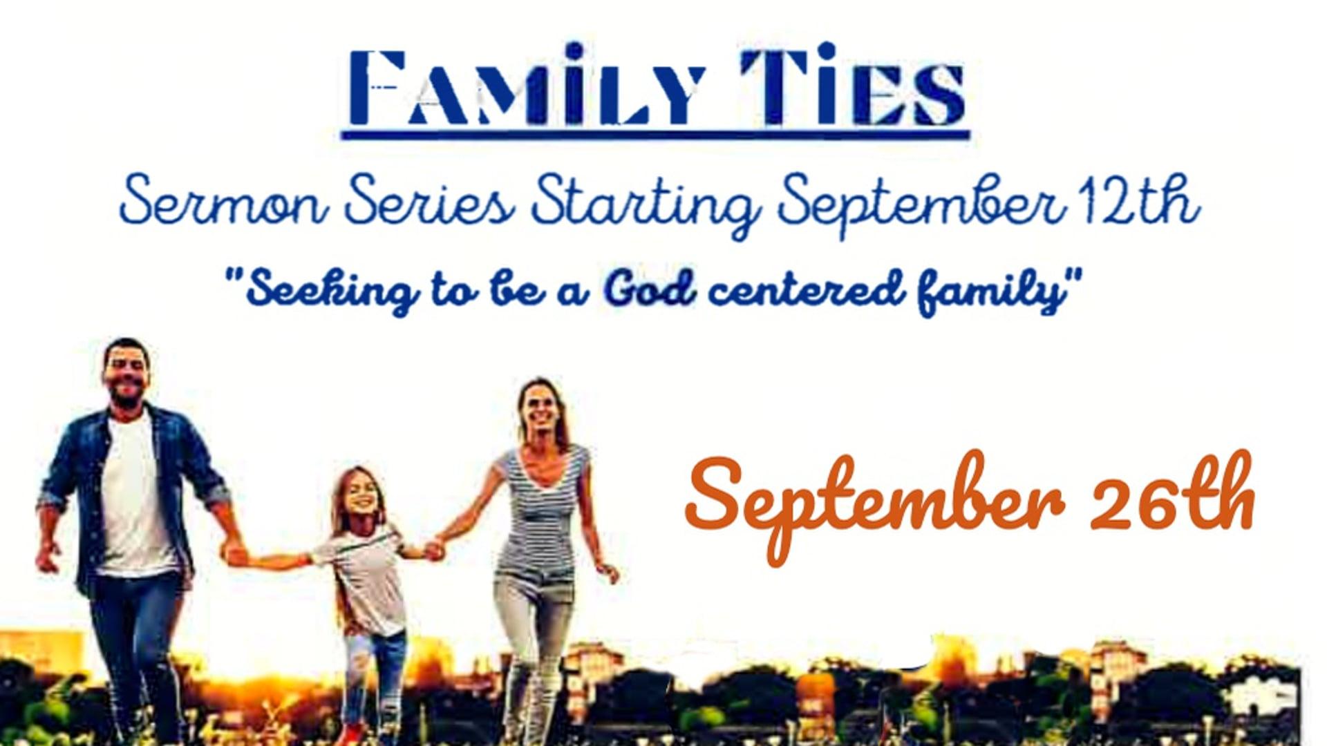 Royston Baptist Church 11 AM Worship Service Message for Sept. 26, 2021