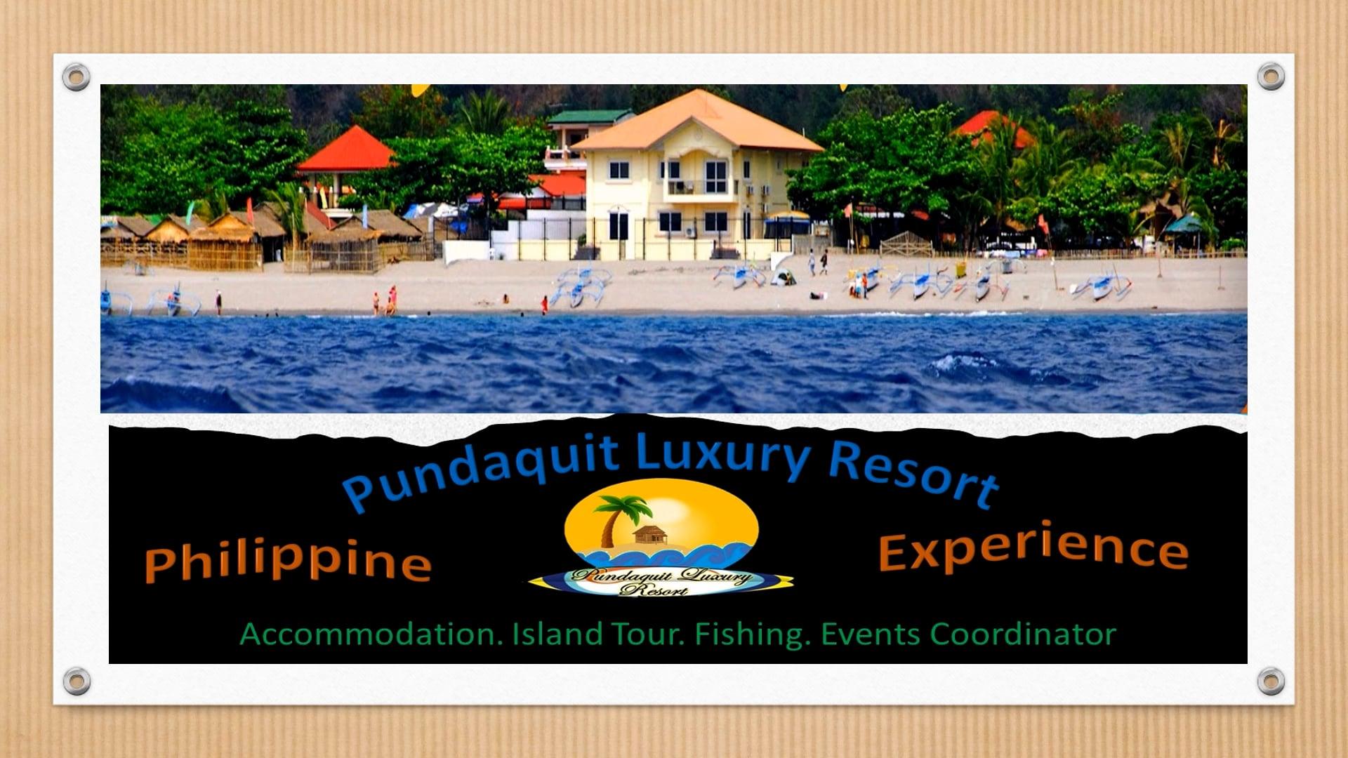 Pundaquit San Antonio Zambales Beach resort