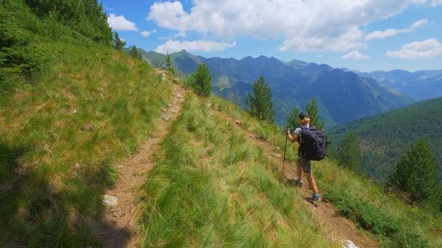 4K Cherem to Doberdole Walking Tour, Albania