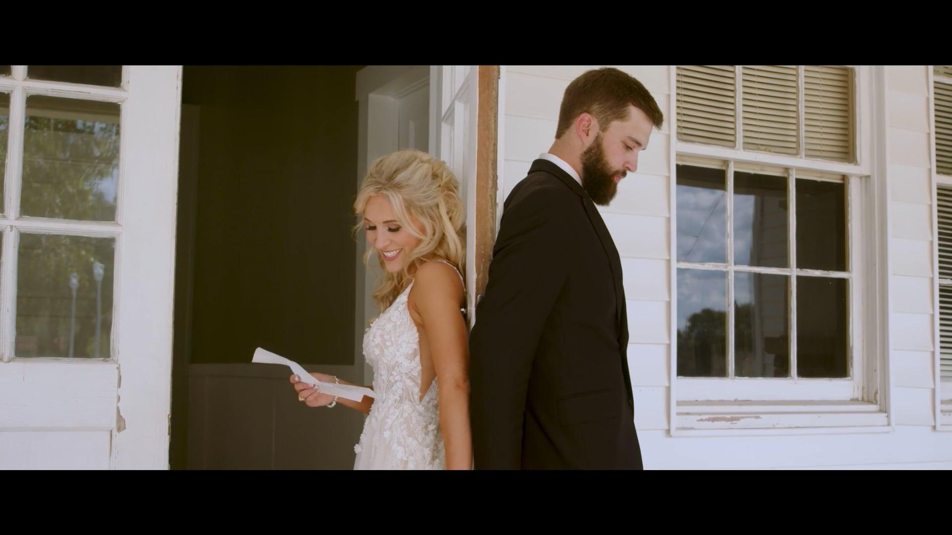 Brittany & Tye - Wedding Highlight