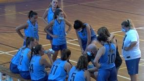 El sènior femení debuta a la Segona Catalana amb una victòria contra el Vilablareix (63-48)