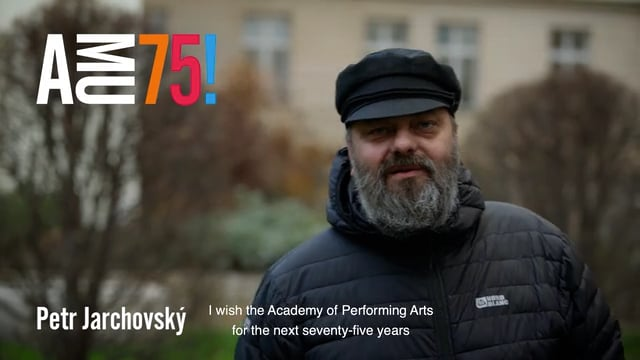 Professor Petr Jarchovský is a long-time teacher of FAMU's Department of Scriptwriting and Dramaturgy where he studied in 1987–1991. Petr Jarchovský's greatest achievements are without a doubt the Academy Award nominations for Želary (2003) and Divided We Fall (2000) in the Best International Film category.