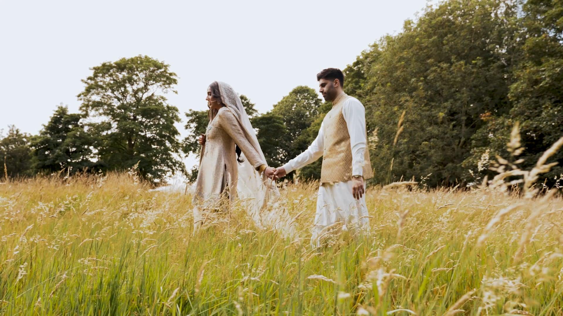 Fatima & Ahmer | Intimate Nikkah Ceremony