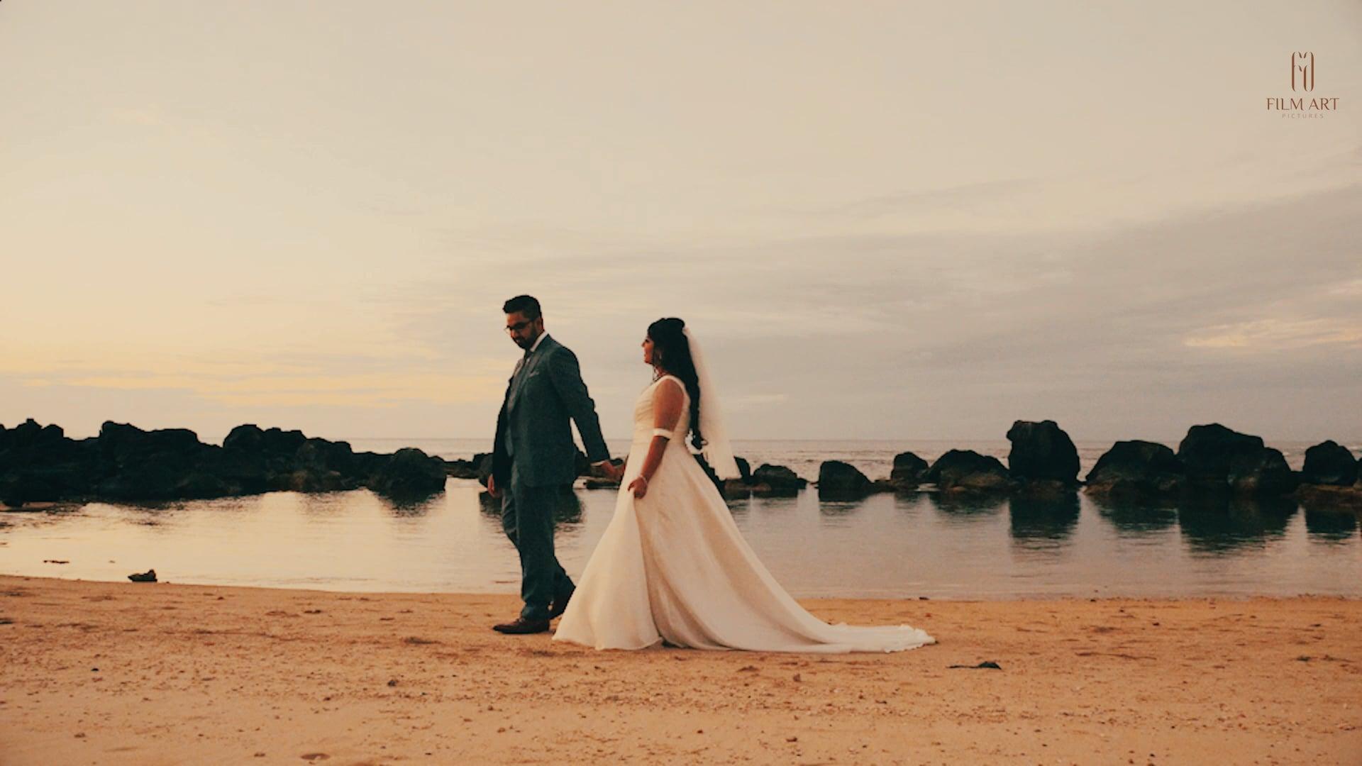 The Mauritius Wedding | Film Art Pictures