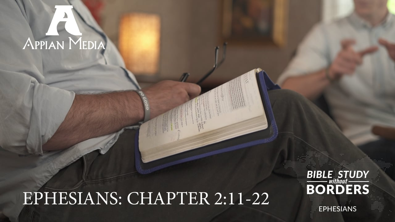 Eph. 2:11-22: God & Man Reconciled