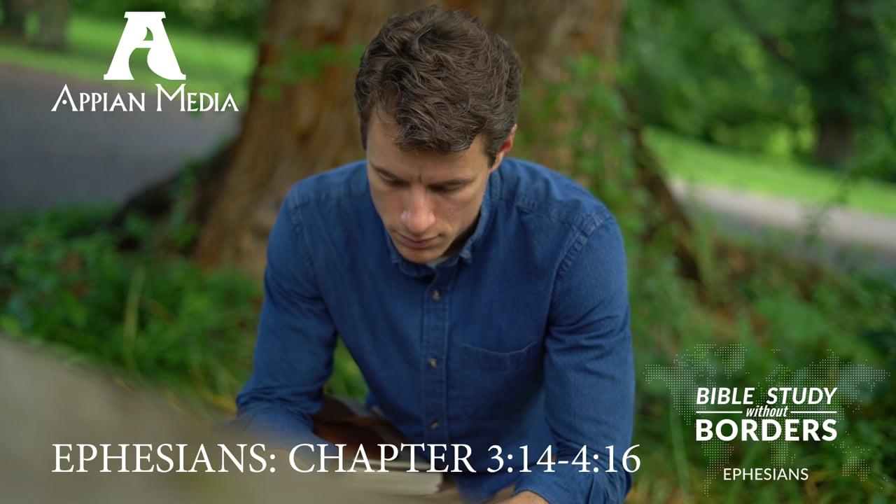 Eph. 3:14 - 4:16: Grace to Grow