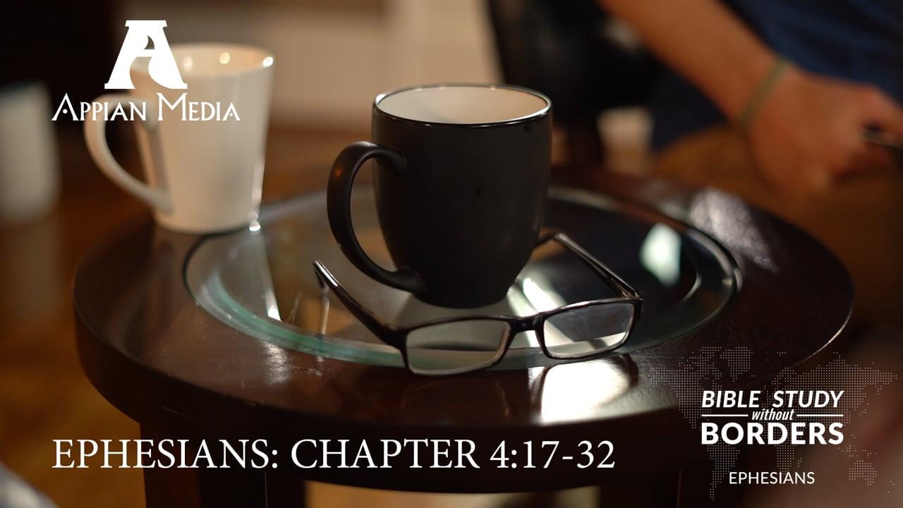 Eph. 4:17-32: Real Conversion