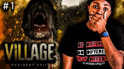R.I.P To My Left HAND! Trent's Resident Evil: Village Walkthrough Ep. 1