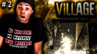 Can We Escape The DEATH BLADES? Trent's Resident Evil: Village Walkthrough Ep. 2