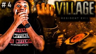 My Hand Got SLICED! Trent's Resident Evil: Village Walkthrough Ep. 4