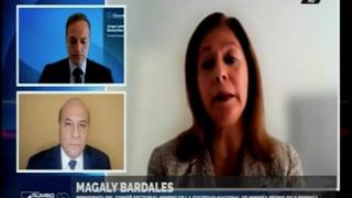Entrevista a Magaly Bardales en ATV+
