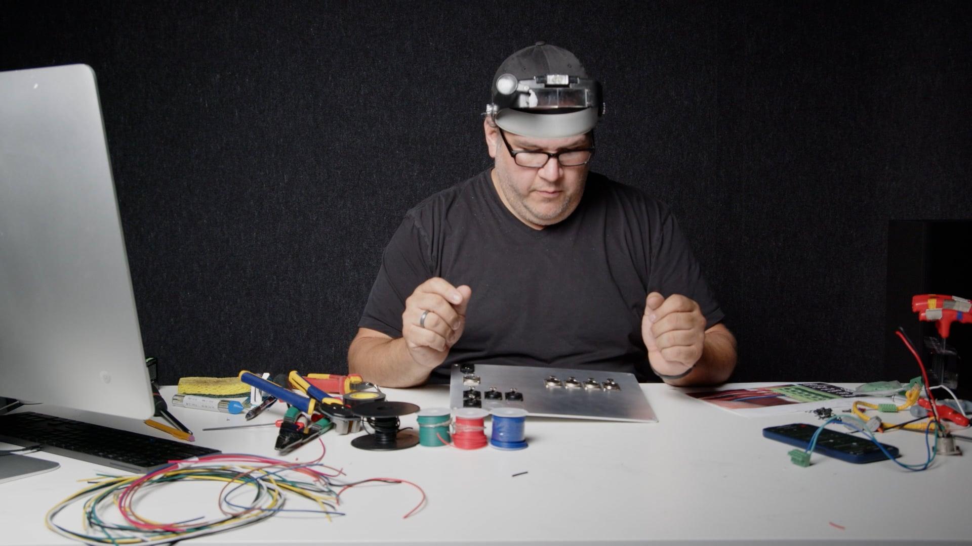 10 Stepper Motor Control Box Build - Part 4