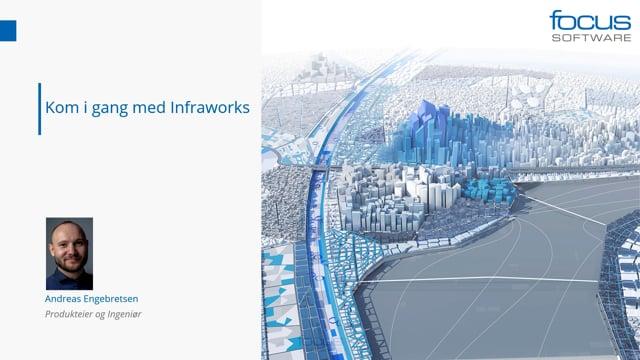 Kom i gang med Infraworks