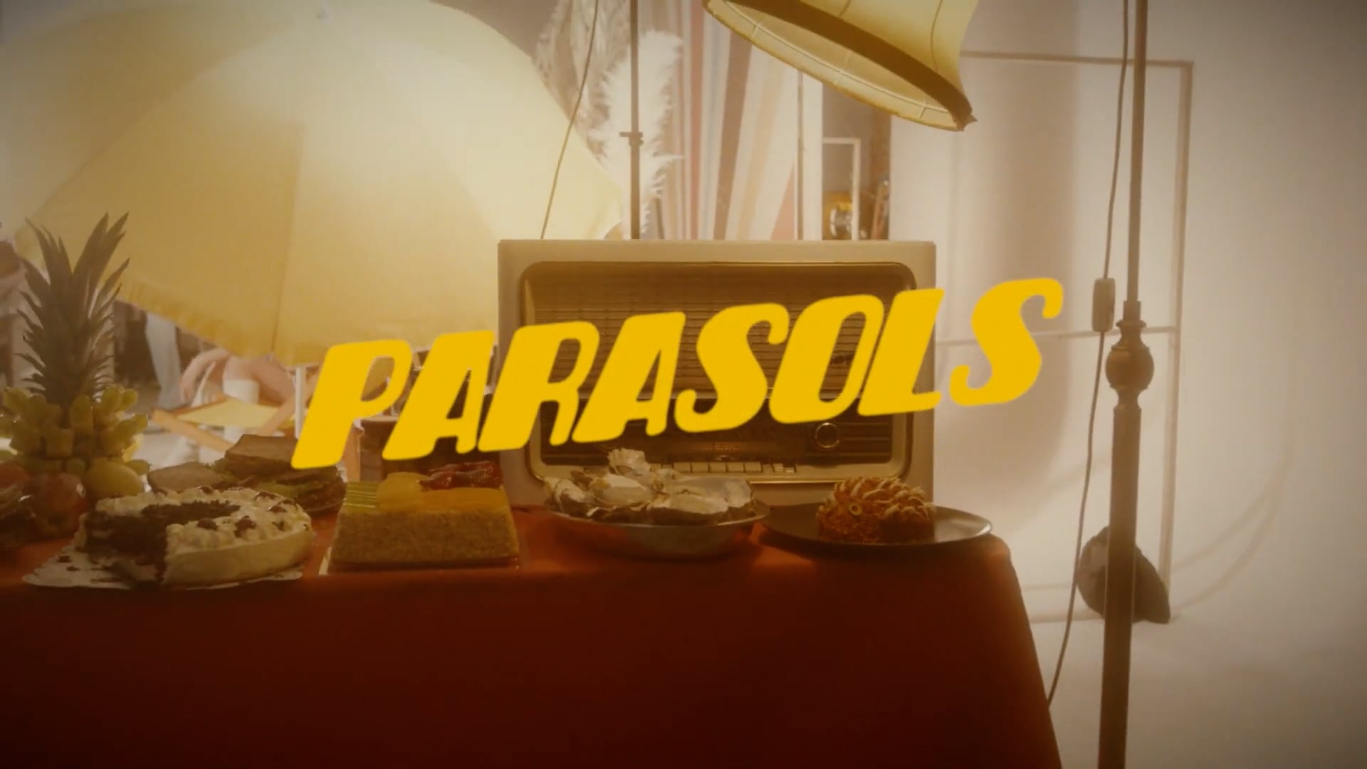 BILBAO - Parasols Official Musicvideo