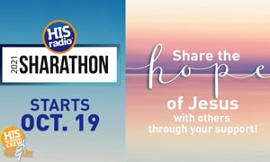 Give a Little with Sharathon