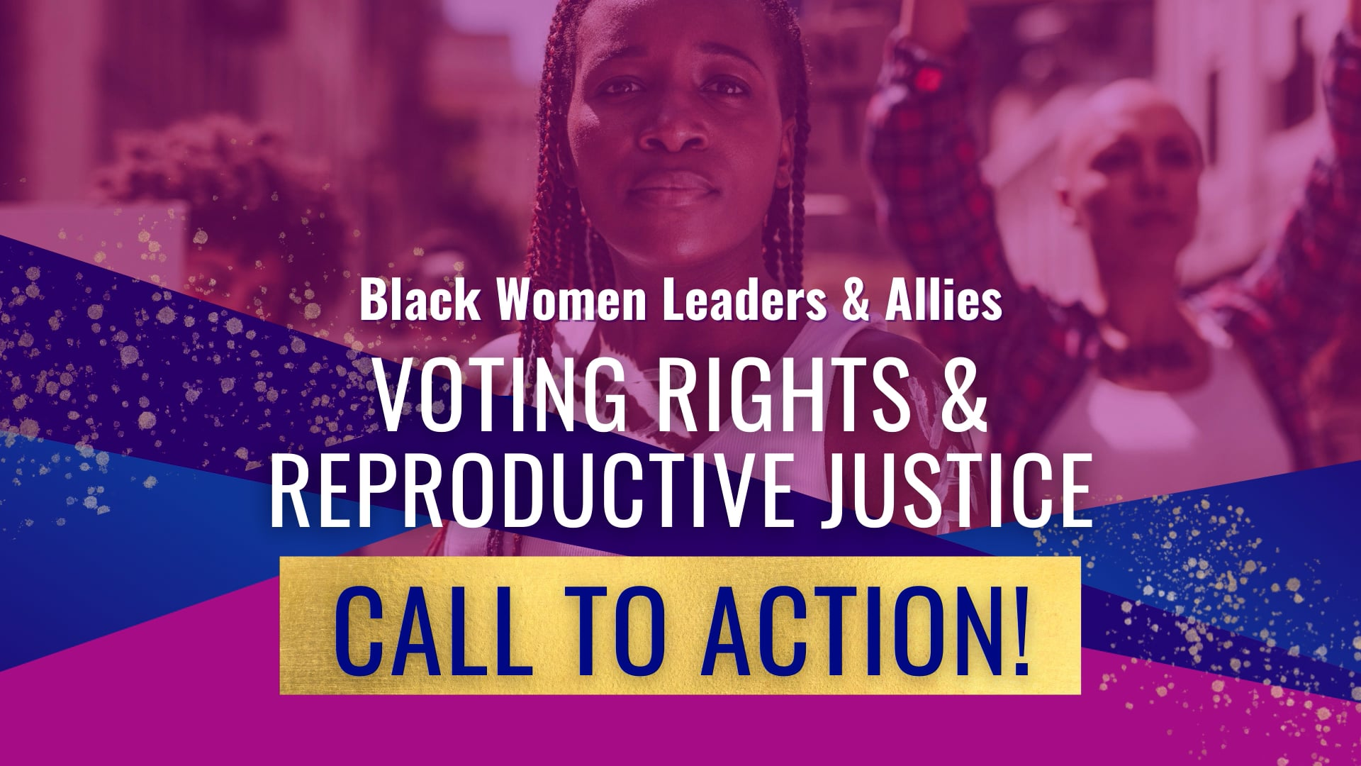 Black Women & Allies Take Action for Voting Rights and Reproductive Justice @ U. S. Supreme Court September 15, 2021