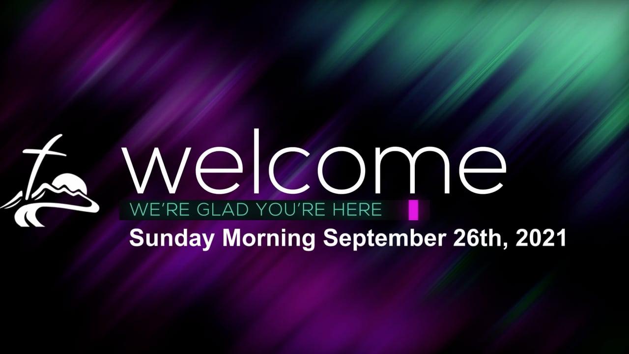 Sunday Evening September 26th, 2021.mp4