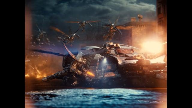Zack Snyder's Justice League | VFX Breakdown Reel | Scanline VFX