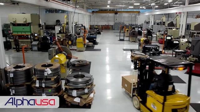 AlphaUSA Materials Quality