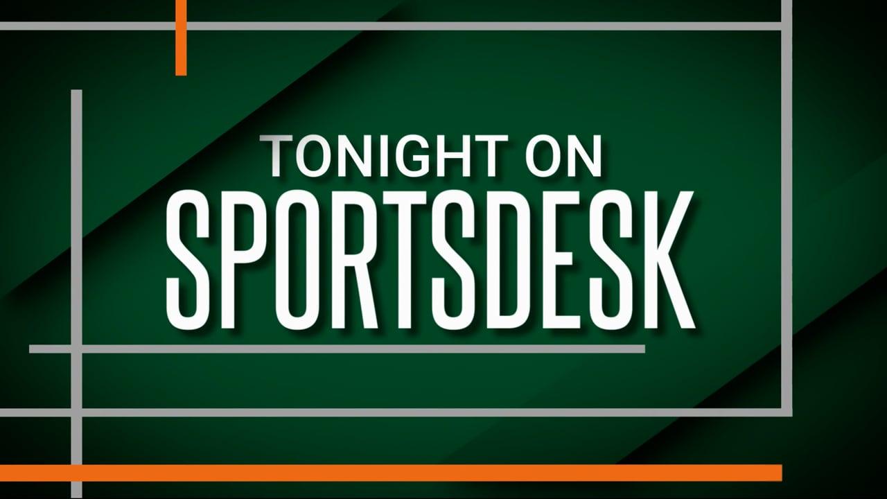 SportsDesk @ 7pm   September 24, 2021   UMTV Live