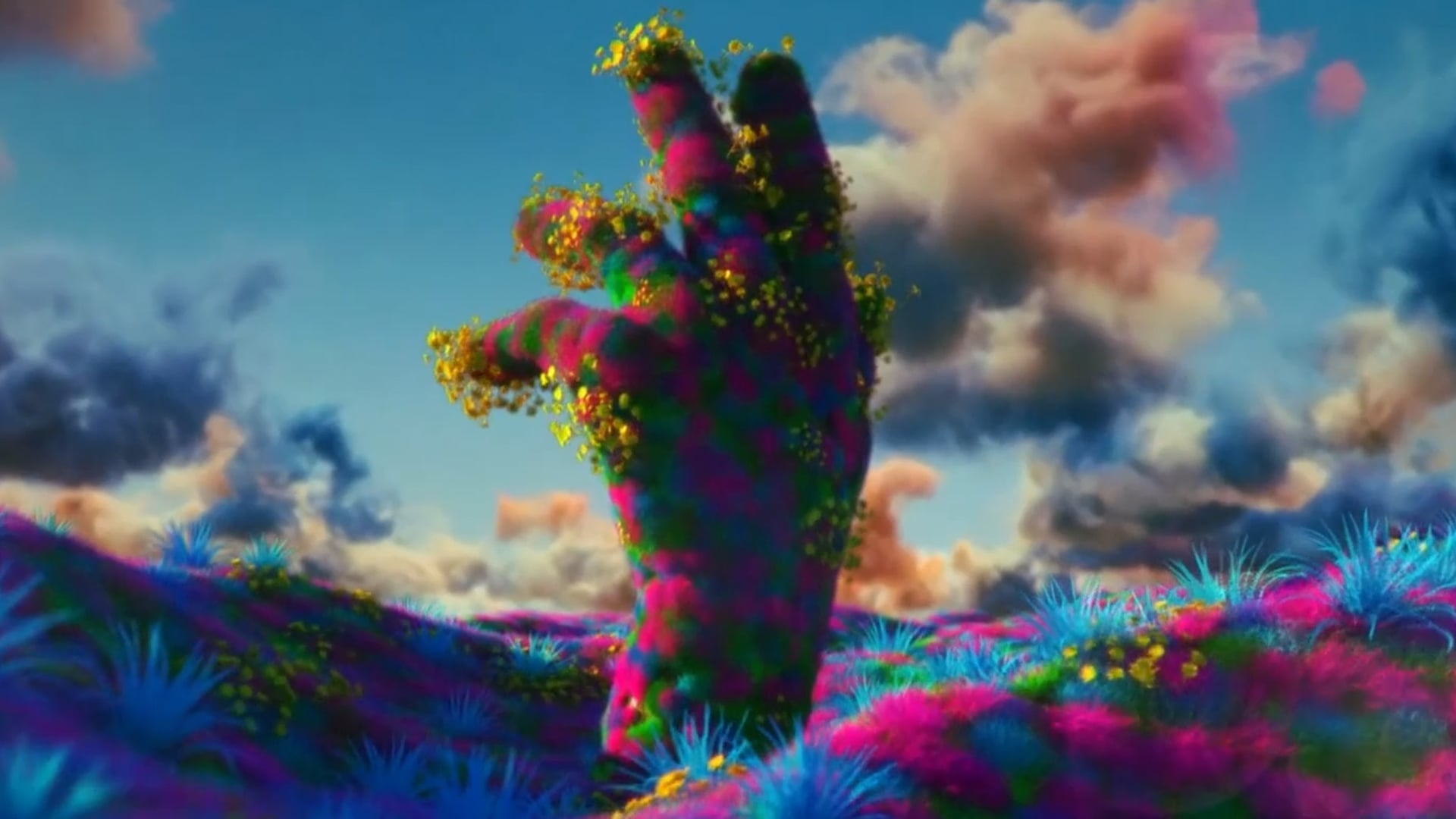 YHELLOW VFX REEL 2021