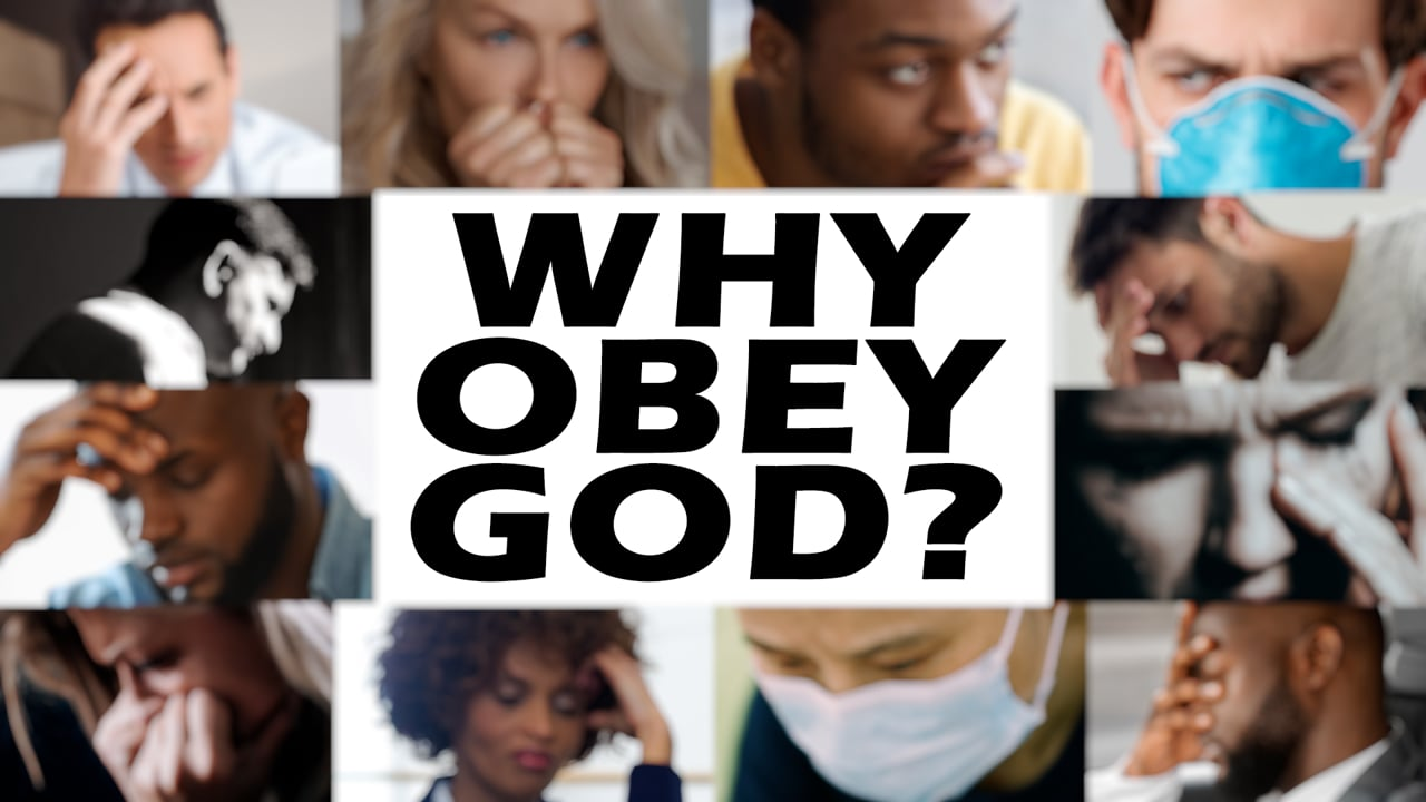 WHY OBEY GOD? DOES IT REALLY MATTER? | Pastor Shane Idleman