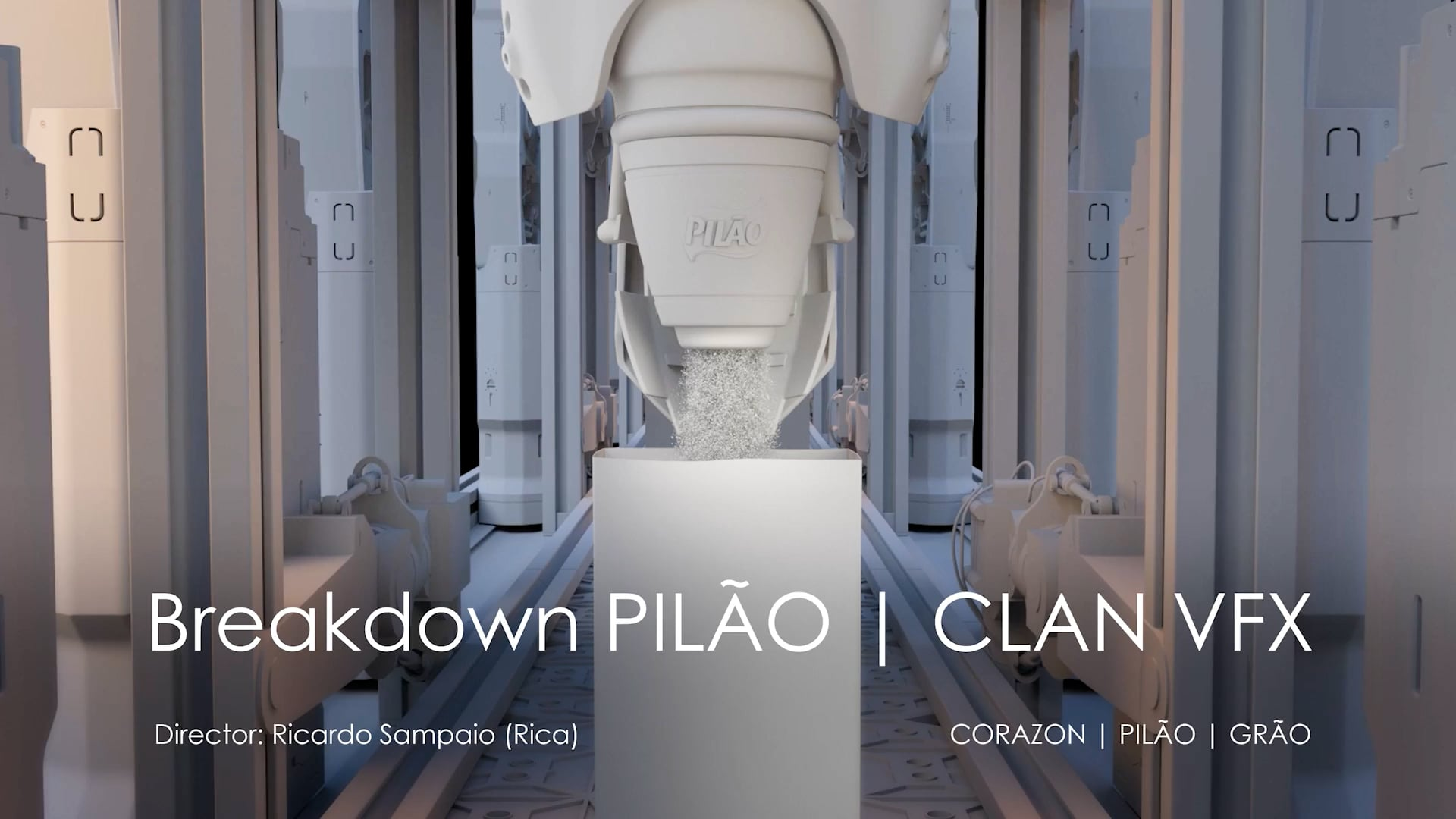 BREAKDOWN | PILÃO | CLAN VFX