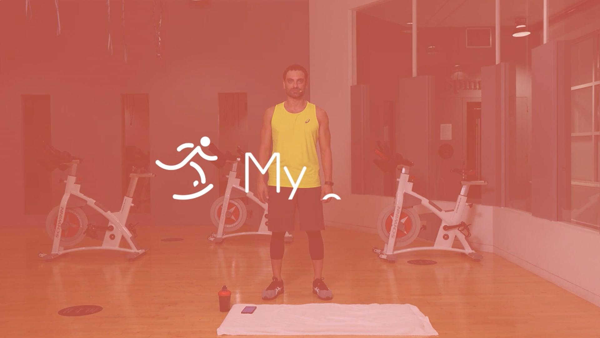 Body Weight Training με τον Άγγελο Σω...