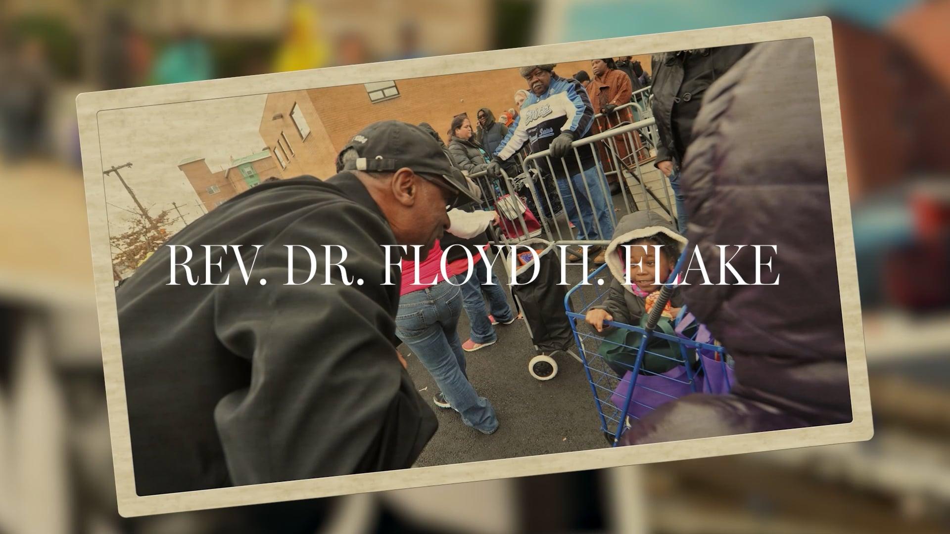 Rev. Dr. Floyd H. Flake Video Tribute
