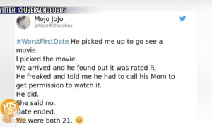 First Date Fails and Wins