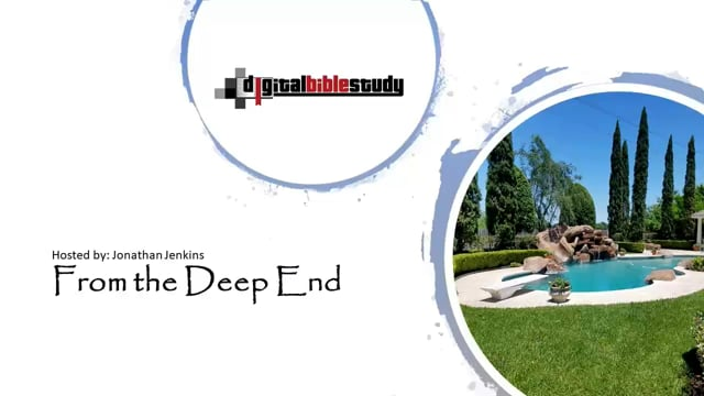 From the Deep End – #1013