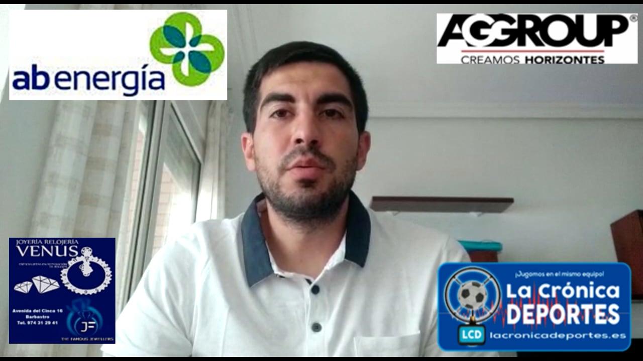 BORJA ARROYOS (Entrenador Estadilla) Belver 3-2 Estadilla / J3 / 1ª Regional Gr2