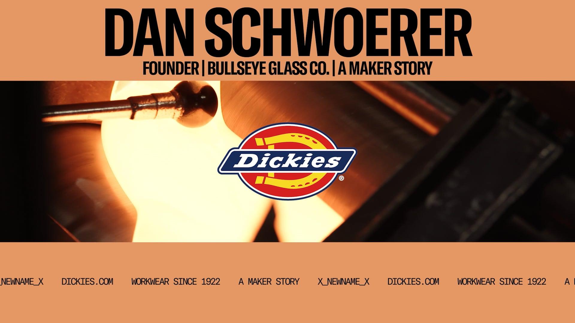 Dickies: A Maker Story x Bullseye Glass Co.