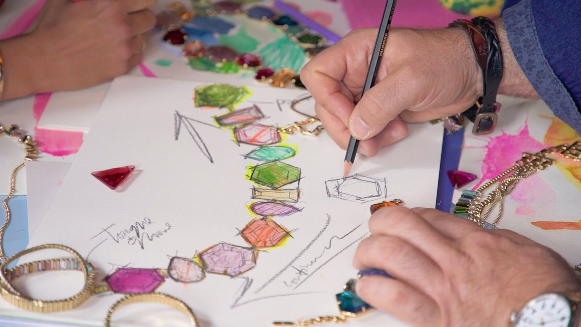 Behind The Design with Blythe and Tawfik