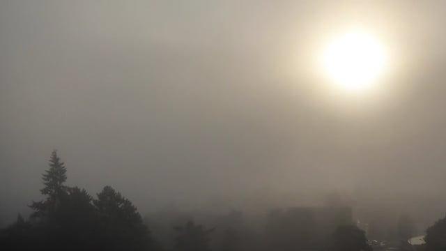 September 21 in Bildern - Morgenstimmungen