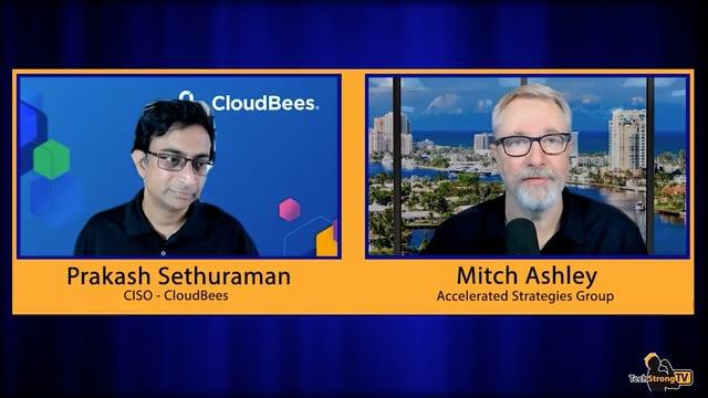 Audit Ready - Prakash Sethuraman, CloudBees