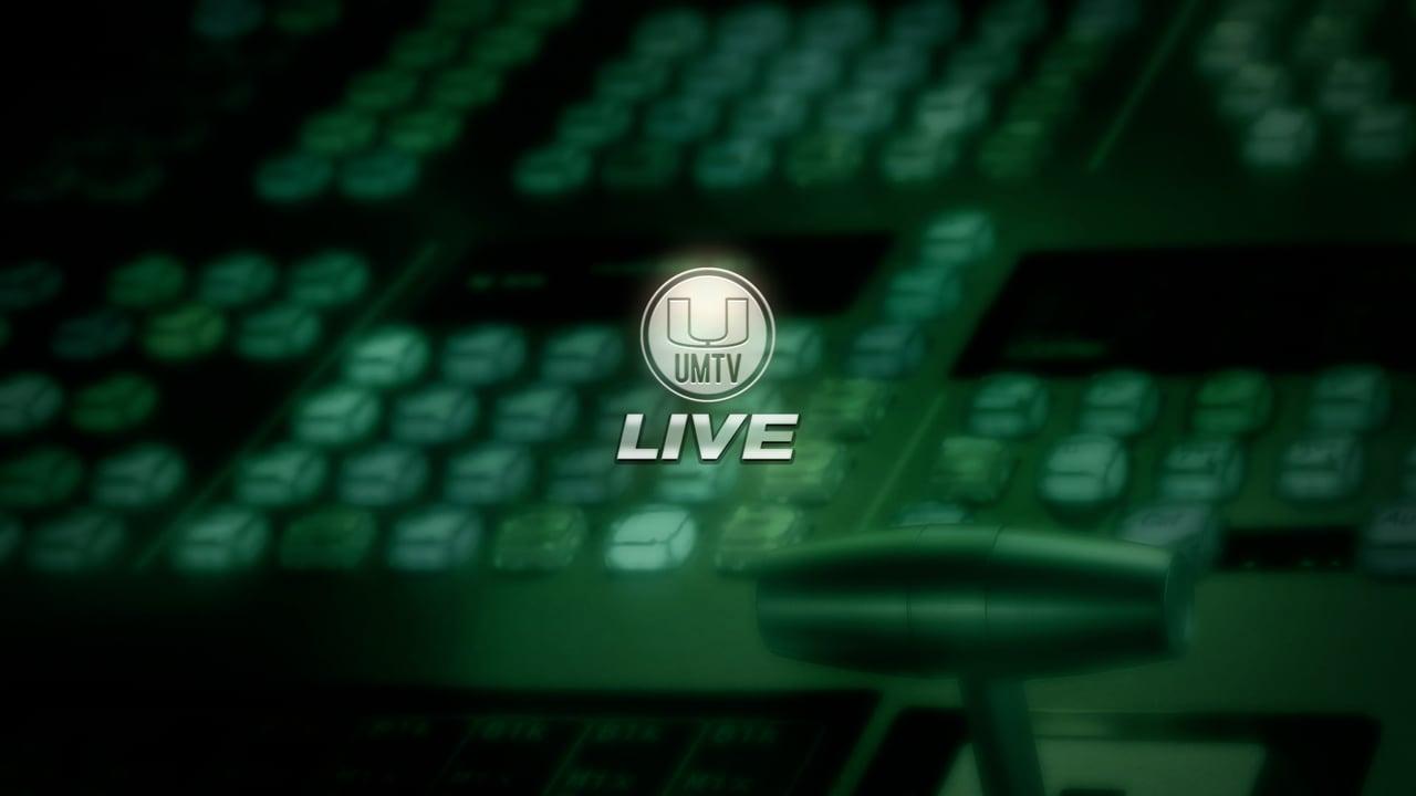 SportsDesk @ 7pm   October 1, 2021   UMTV Live