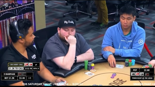 #515: Bart v Rampage + Mariano 25-50-100 Part 1