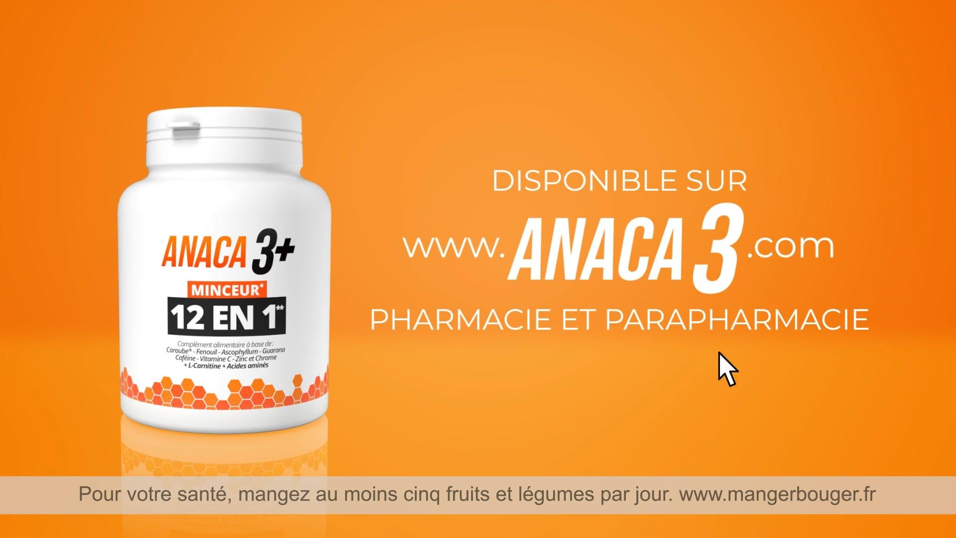 ANACA3 Minceur 12 en 1