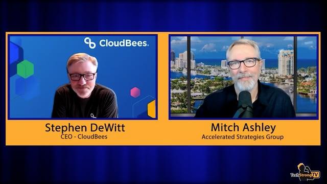 DevOps World 2021 - Stephen DeWitt - CloudBees