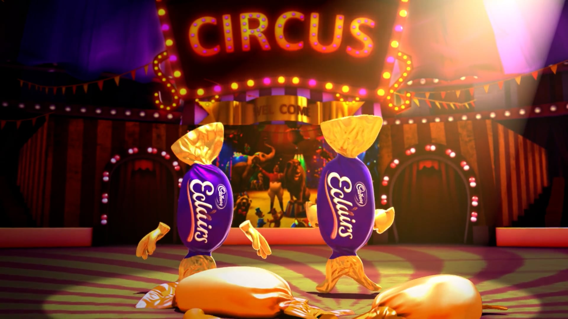 Eclairs - Circus Rs 2
