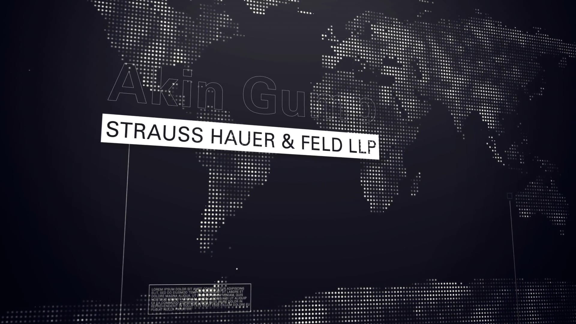 Akin Gump Attorney-Client Privilege