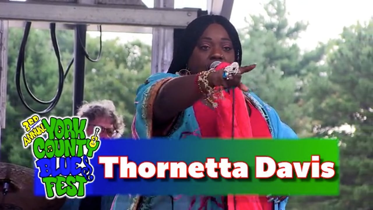 Thornetta Davis-York County Blues Fest.mp4