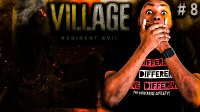 It's In And COMING FOR ME! Trent's Resident Evil: Village Walkthrough Ep. 8