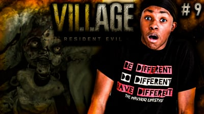 Playing A GORY Game of Hide And Seek! Trent's Resident Evil: Village Walkthrough Ep. 9